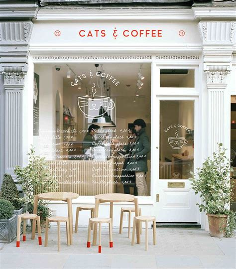 coffee shop near white house 25 best ideas about cafe exterior on pinterest