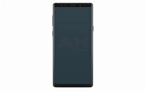 samsung note 9 galaxy note 9 leaks but it looks more like a galaxy note 8 1