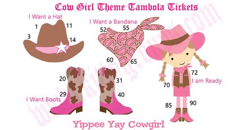 themes for kitty party in march cow girl theme kitty party tambola game kitty groups online