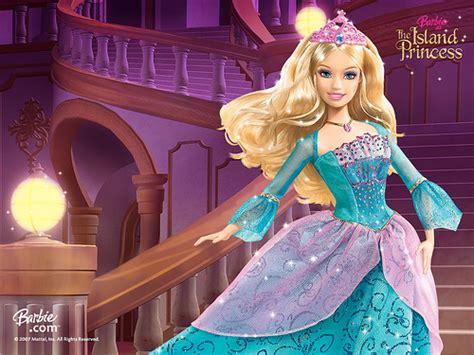 film series barbie bilinick barbie as the island princess barbie film series