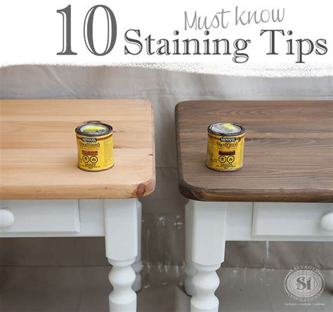 9 Tips To Help You Conquer Stains by Best 25 Staining Wood Cabinets Ideas On How