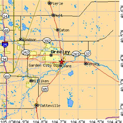 Garden City Colorado Garden City Colorado Co Population Data Races