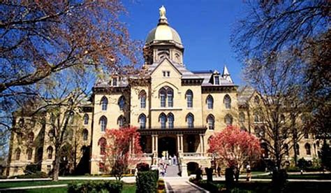 Notre Dame Mba Program Ranking by Notre Dame Mendoza College Of Business
