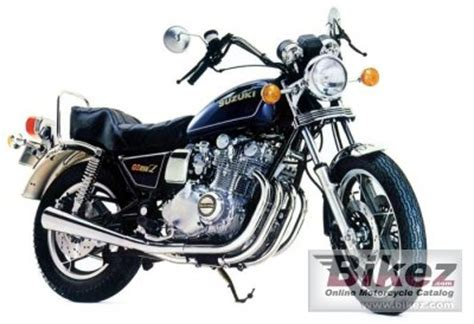 Suzuki Gs850g Review 1981 Suzuki Gs 850 G Specifications And Pictures