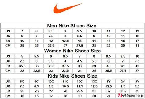 c 225 ch chọn size gi 224 y thể thao nike adidas