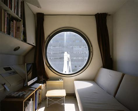 Japan Apartment Photos Of Japanese Capsule Apartments Show How Micro
