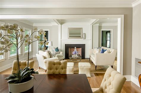 modern farmhouse living room westport farmhouse for the modern traditionalist