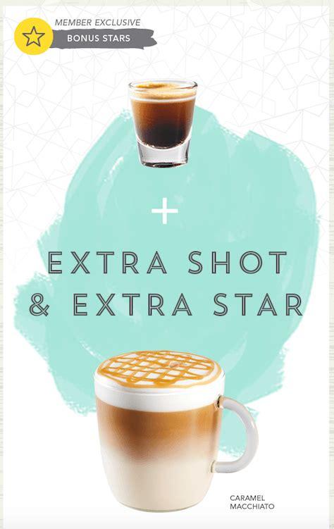Handcrafted Espresso Drinks Starbucks - starbucks canada rewards members deals enjoy a