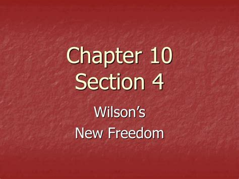 chapter 10 section 4 the members of congress ppt chapter 10 section 4 powerpoint presentation id