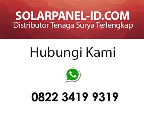 Jual Panel Surya jual panel surya 10 wp poly solarpanel id