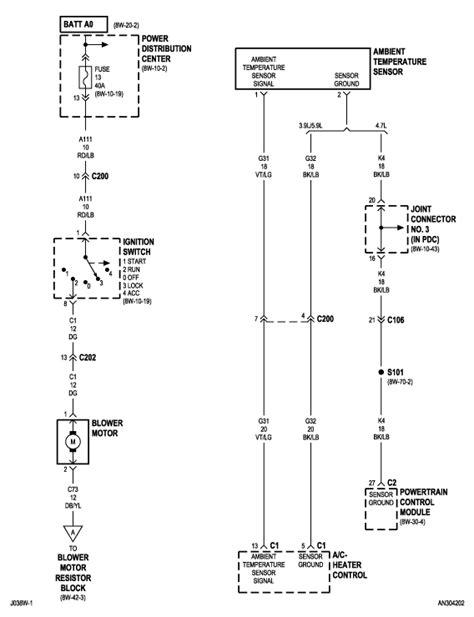 heater resistor for 2003 dodge dakota 2003 dodge dakota heater ac blower stopped working on all switch settings fuze is parts