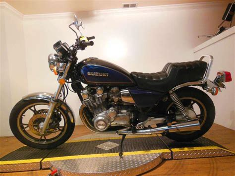 1982 Suzuki Gs 1100 Buy 1982 Suzuki Gs 1100 L Cruiser On 2040 Motos