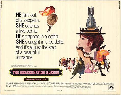 the assassination bureau 1969 assassination bureau posters at poster