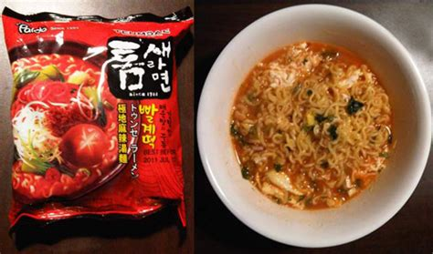 hottest korean noodles 10 instant noodle flavors that are actually spicy
