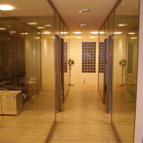 vetrate uffici vetrate divisorie in alluminio per uffici vetrate
