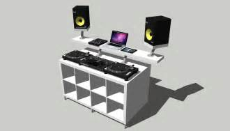 Apartment Floor Plan Tool how to create a professional dj booth from ikea parts