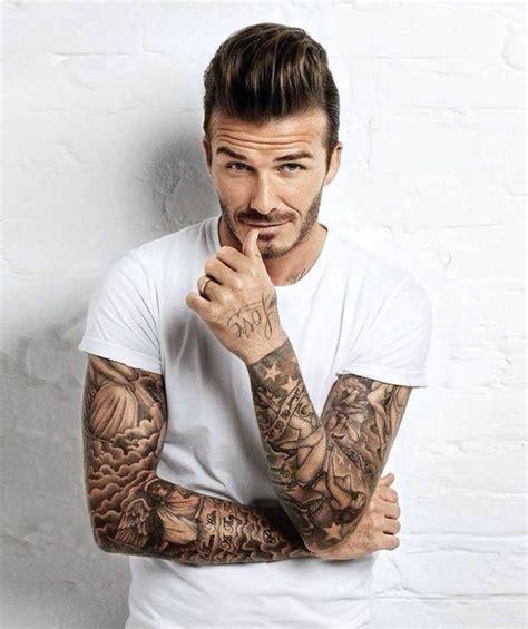 tattoo beckham love david beckham channels elvis for new shoot admitting i