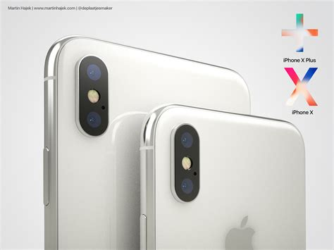 1 iphone x plus iphone x plus il colosso da 6 7 potrebbe essere cos 236 macitynet it