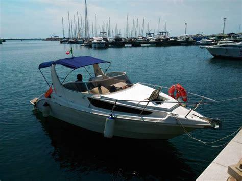 barche cabinate usate coverline 640 in m aprilia marittima imbarcazioni