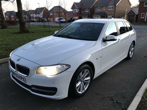 bmw 518d 2014 acceleration bmw 518d touring se estate manual 2014 in liverpool