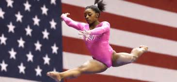storming gold simone biles conquered obsession trauma theinfluence