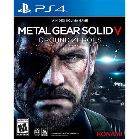 ps4 themes metal gear solid ps4 metal gear solid v ground zeroes nay sk