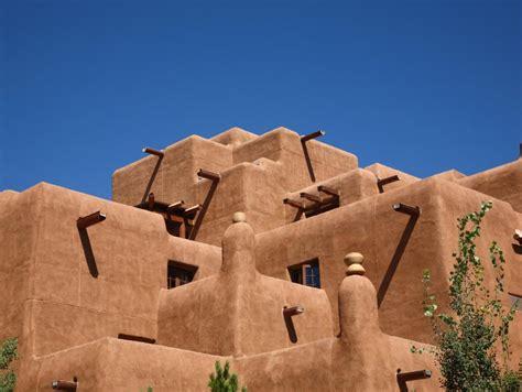 southwest adobe homes santa fe style homes hgtv
