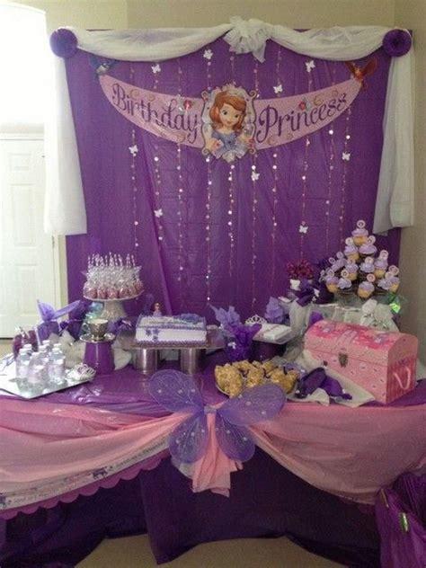 adornos de sofia ideas de decoracion para fiesta de princesa sofia nuevas