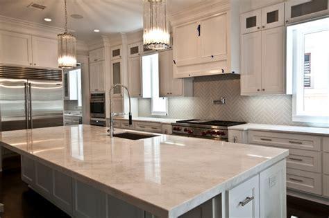 Taj Mahal Granite Kitchen by Clean Kitchen Transitional Kitchen Houston By