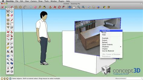 google sketchup tutorial copy sketchup tips and tricks image texture matched photo
