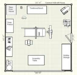 woodshop garage combo hwbdo08032 house plan from garage layouts design two car garage woodshop you can see
