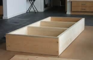 Platform Bed Build Build Easy Platform Bed Woodworking Ideas