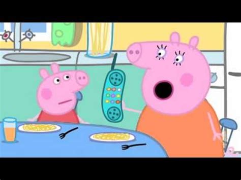 The Quarrel peppa pig the quarrel