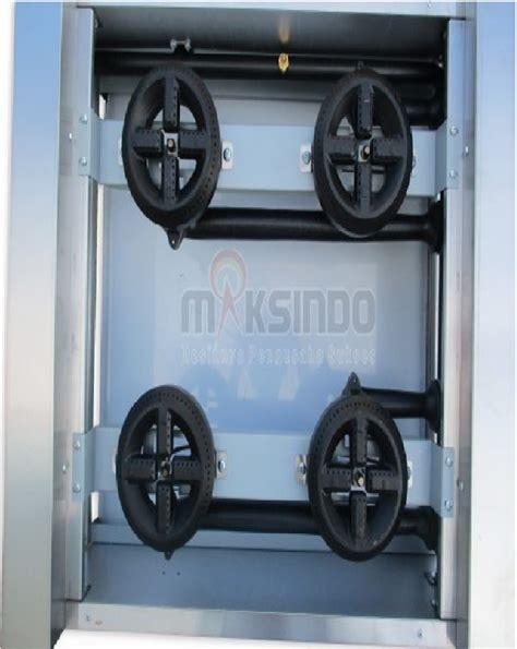 Oven Gas Di Bali jual gas stove mks stv4 di bali toko mesin maksindo