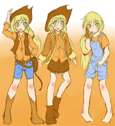 mlp applejack human apple jack cosplay applejack human by applestems on
