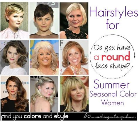 face shapes and hairstyles for women 126 best color analysis how to find your colors and style