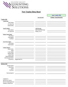 vendor contact information template best photos of vendor contact form vendor contact