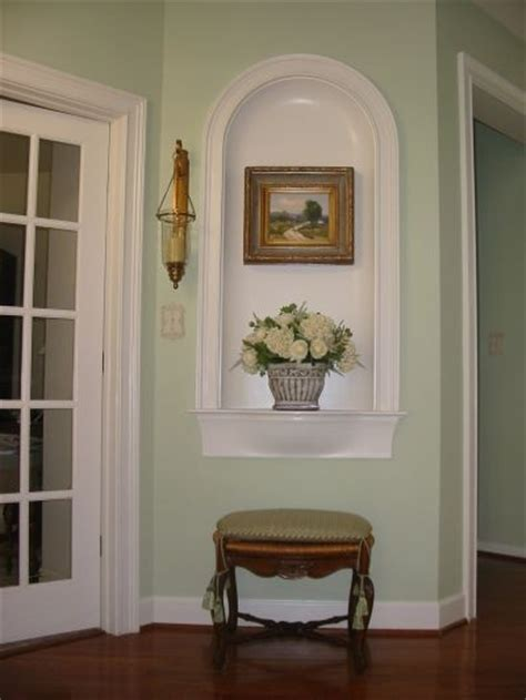 9 best ideas about wall niche on decorate a - Foyer Niche Decorating Ideas