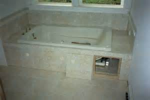 Tub access panel ceramic tile advice forums john bridge ceramic
