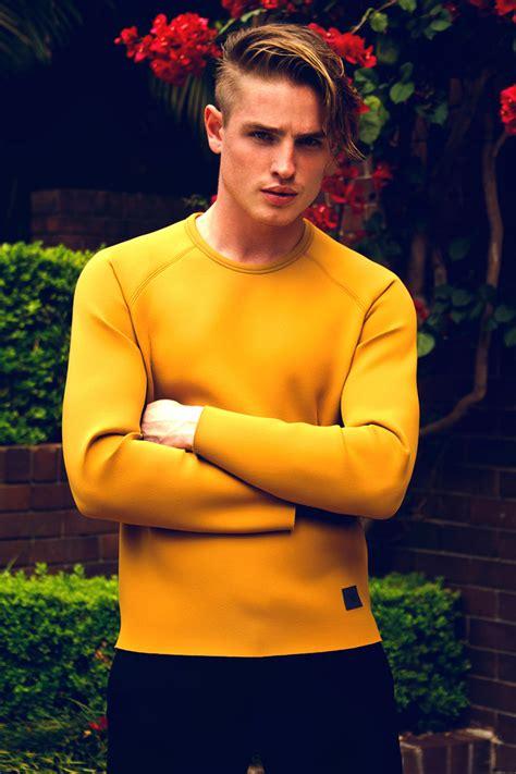 boy models 2014 patrick o donnell with emporio armani for male model scene
