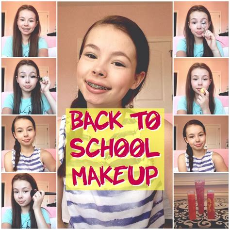 back to school series 6th grade makeup 1000 ideas about 6th grade makeup on middle