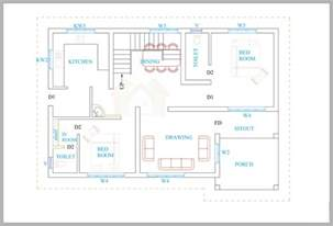 kerala house floor plans kerala house plans for a 1600 sq ft 3bhk house