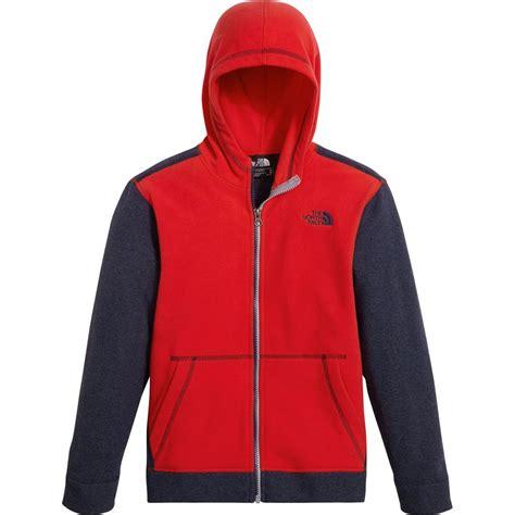 Tnf Glacier Jacket the glacier hooded fleece jacket boys