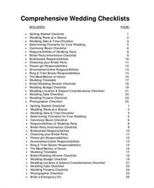 wedding planner checklist template wedding planner checklist 12 free word pdf psd free printable wedding checklist template printable