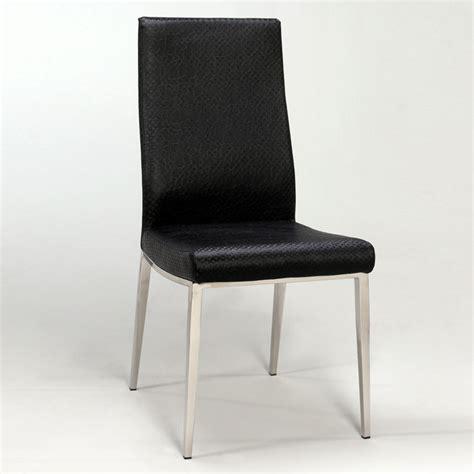 Jamila Kulot Set Bw Abos jamila 5 dining set with black chairs dcg stores