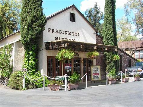 Barn Style frasinetti winery and restaurant picture gallery