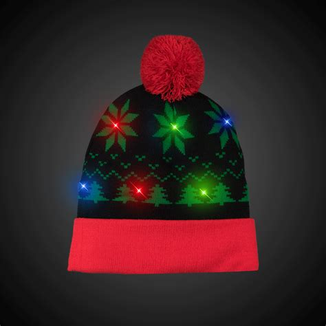 Knit Hat With Led Lights by Led Knit Hat New Products