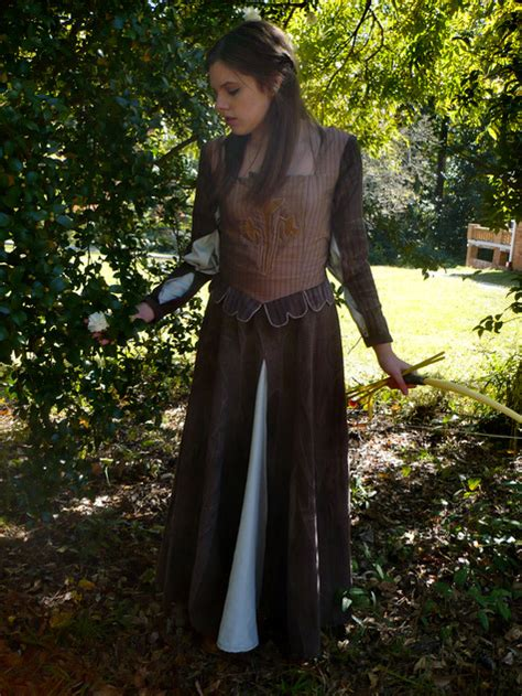 Narnia Drss susan s dress from narnia prince caspian