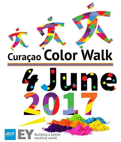 color walk cura 231 ao color walk 2017 cura 231 ao curacao