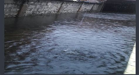 rich  cry flood takes  lekki vgc ajah